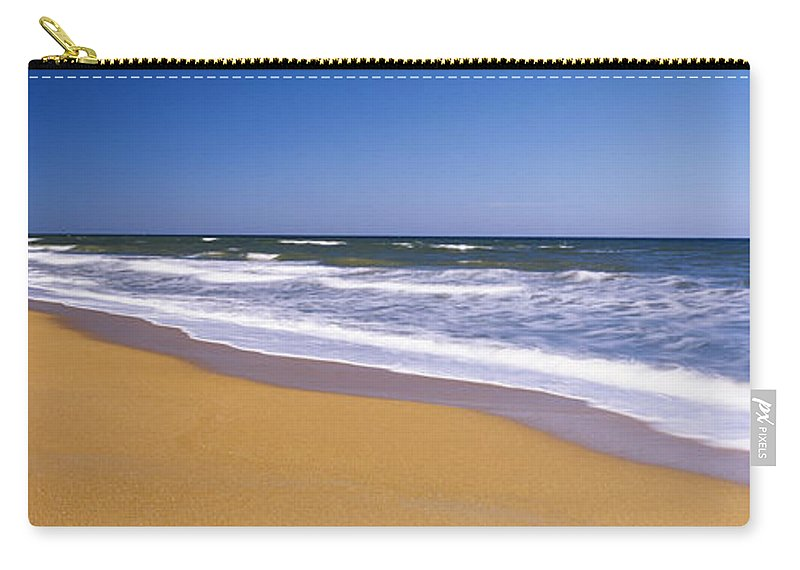 Photography Carry-all Pouch featuring the photograph Route A1a, Atlantic Ocean, Flagler by Panoramic Images