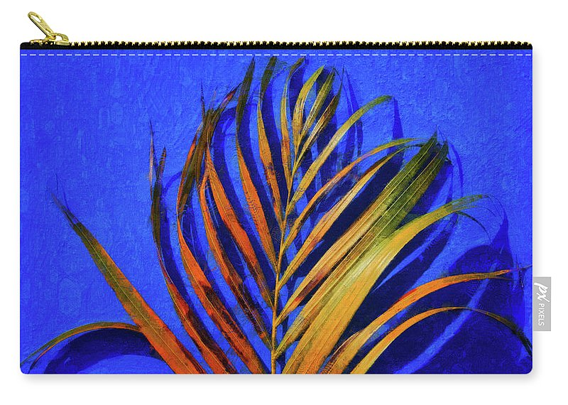 Surrender Carry-all Pouch featuring the photograph Surrender by Skip Hunt