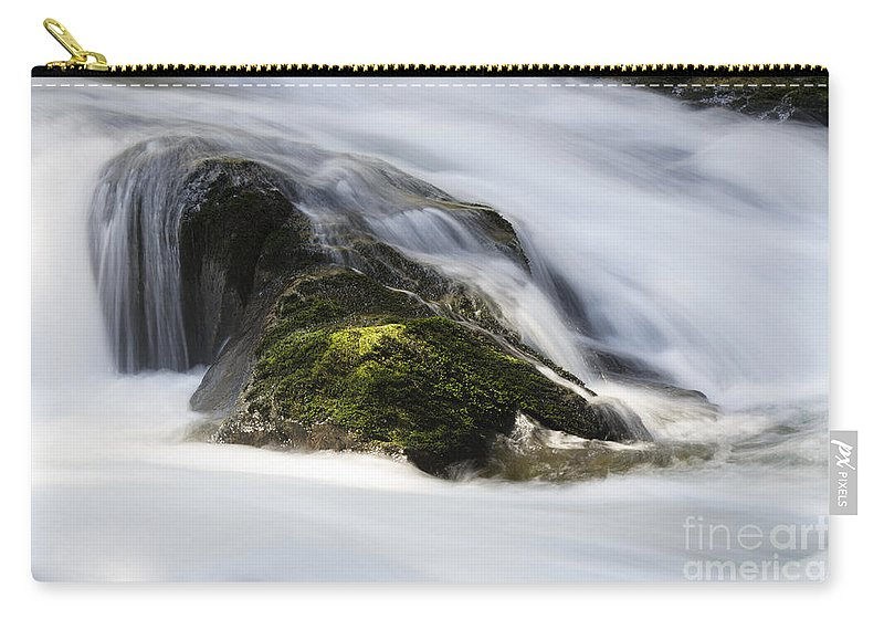 Sweet Creek Carry-all Pouch featuring the photograph Sweet Creek Oregon 13 by Bob Christopher