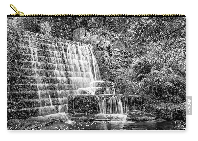 Landscapes Carry-all Pouch featuring the photograph Upper Lumsdale by Nick Bywater