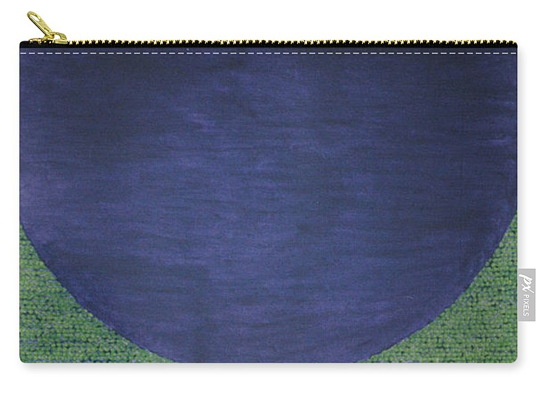 Inspirational Carry-all Pouch featuring the painting Perfect Existence by Kyung Hee Hogg