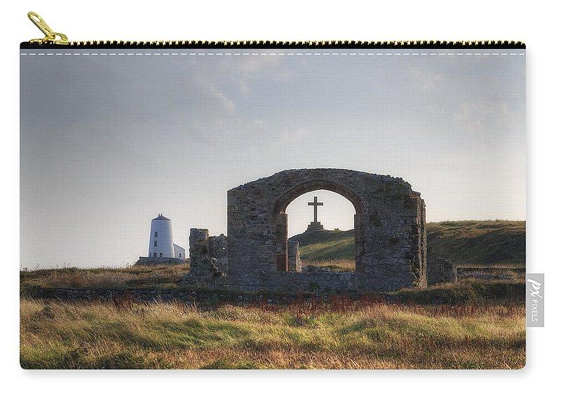 Ynys Llanddwyn Carry-all Pouch featuring the photograph Ynys Llanddwyn - Wales by Joana Kruse
