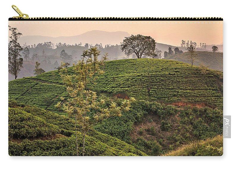 Nuwara Eliya Carry-all Pouch featuring the photograph Nuwara Eliya - Sri Lanka by Joana Kruse