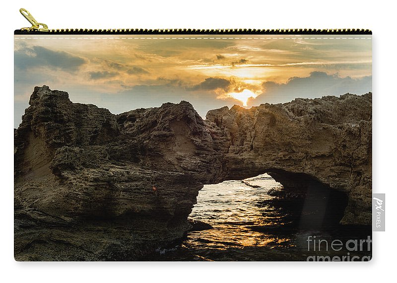 11 Carry-all Pouch featuring the photograph 11 by Shay Weiss
