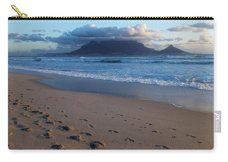 Beach Carry-all Pouch featuring the photograph Beach by FL collection