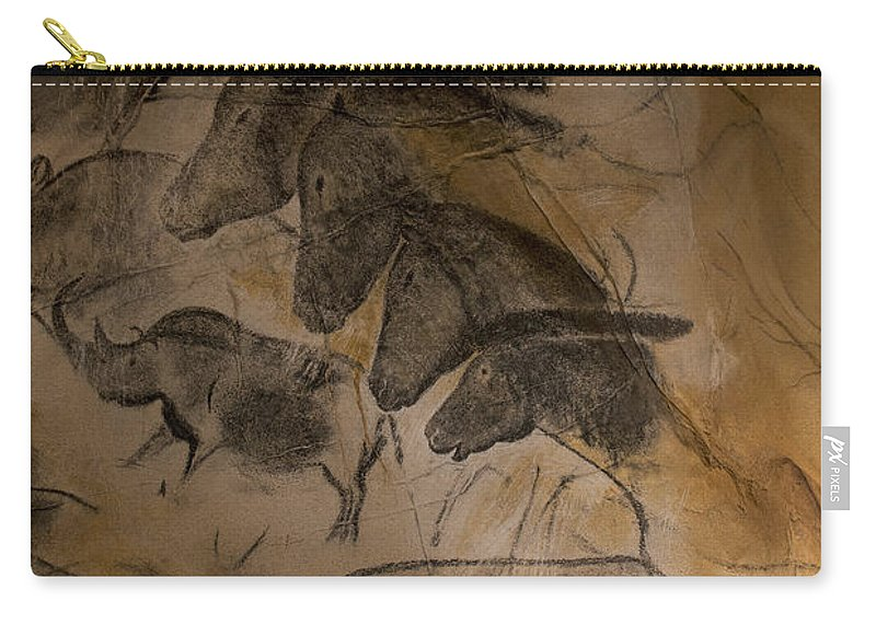Replica Carry-all Pouch featuring the photograph 150501p086 by Arterra Picture Library