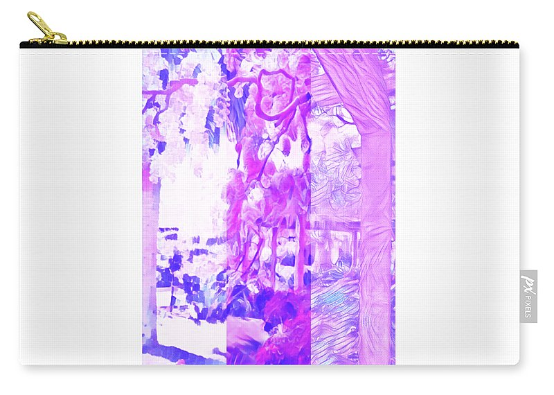 Bright Carry-all Pouch featuring the photograph 1913 by Candee Lucas