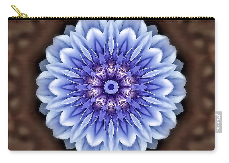 Kaleidoscope Carry-all Pouch featuring the photograph Bright Eyed by Joyce Baldassarre