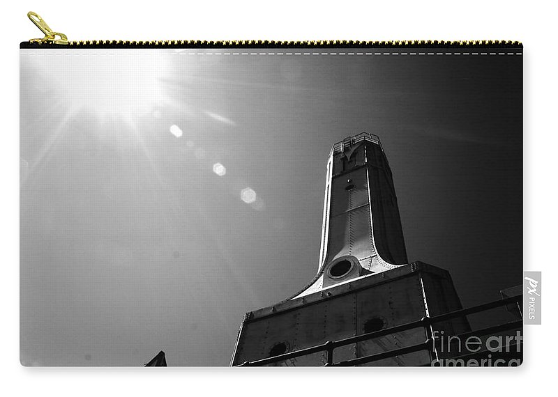 Port Washington Carry-all Pouch featuring the photograph Hope by Jamie Lynn