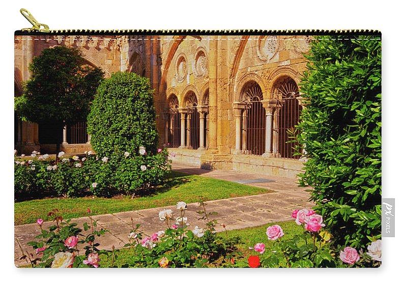 Spain Carry-all Pouch featuring the photograph Tarragona, Spain by Karol Kozlowski