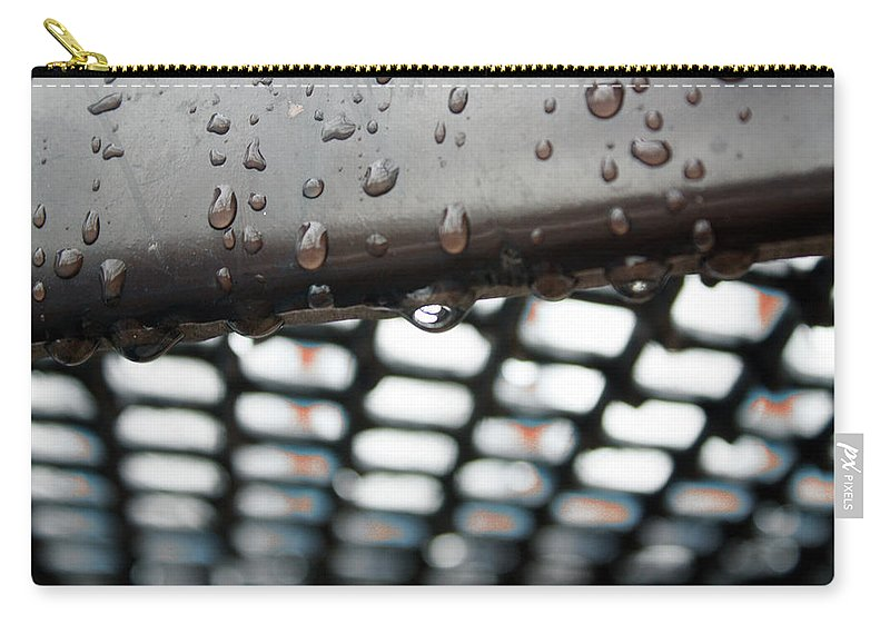 Water Carry-all Pouch featuring the photograph Water by Mark Ashkenazi