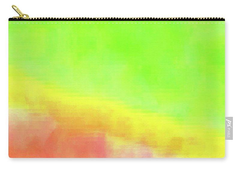 Walter Paul Bebirian Carry-all Pouch featuring the digital art 3-23-2015babcdefghijklmnopqrtuvwxyzabcdefg by Walter Paul Bebirian