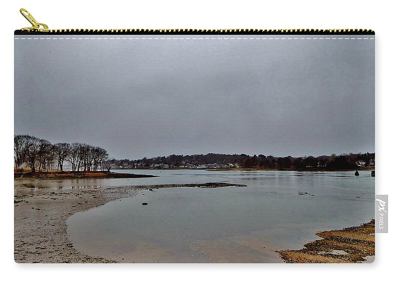 Carry-all Pouch featuring the photograph South Terrace by Scott Hufford