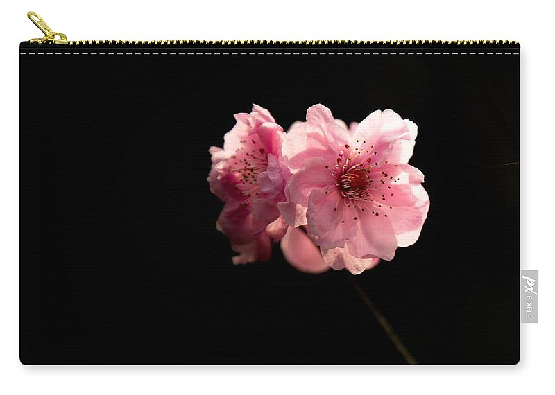 Flower Carry-all Pouch featuring the photograph Flower by FL collection