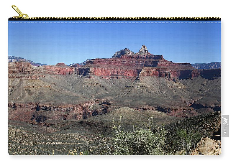Grand Canyon Carry-all Pouch featuring the photograph Grand Canyon National Park by Gal Eitan