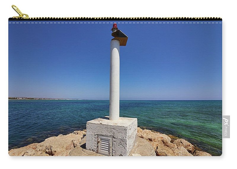 Finland Carry-all Pouch featuring the photograph Liopetri Beach by Jouko Lehto