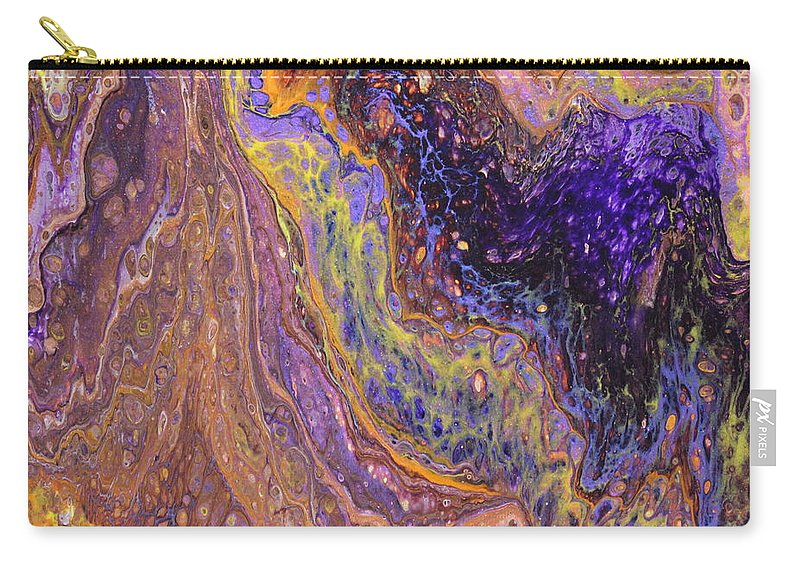Carry-all Pouch featuring the painting Untitled by Shannon Fomby