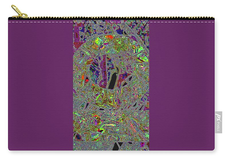 Jgyoungmd Carry-all Pouch featuring the digital art 41602 by Jgyoungmd Aka John G Young MD