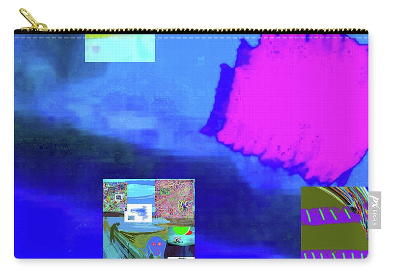 Walter Paul Bebirian Carry-all Pouch featuring the photograph 5-14-2015gabcdefgh by Walter Paul Bebirian