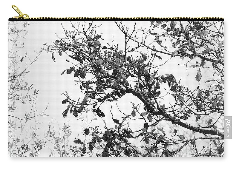 Nature Carry-all Pouch featuring the digital art Nature by Frances Lewis