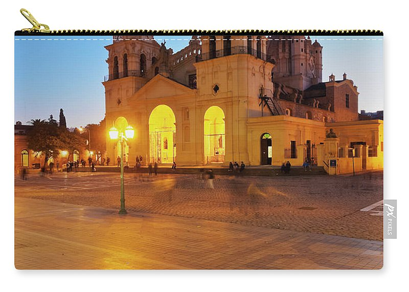 South America Carry-all Pouch featuring the photograph Cordoba, Argentina by Karol Kozlowski