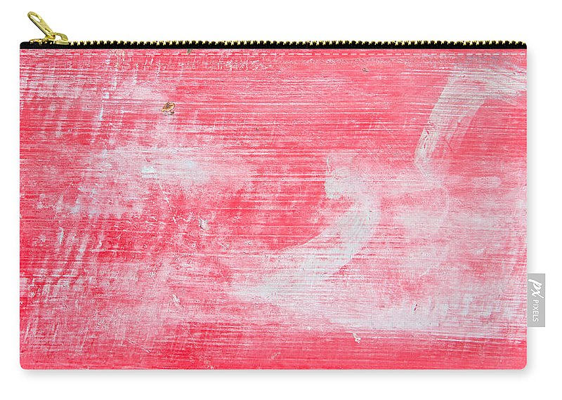 Abandoned Carry-all Pouch featuring the photograph Red Wood by Tom Gowanlock