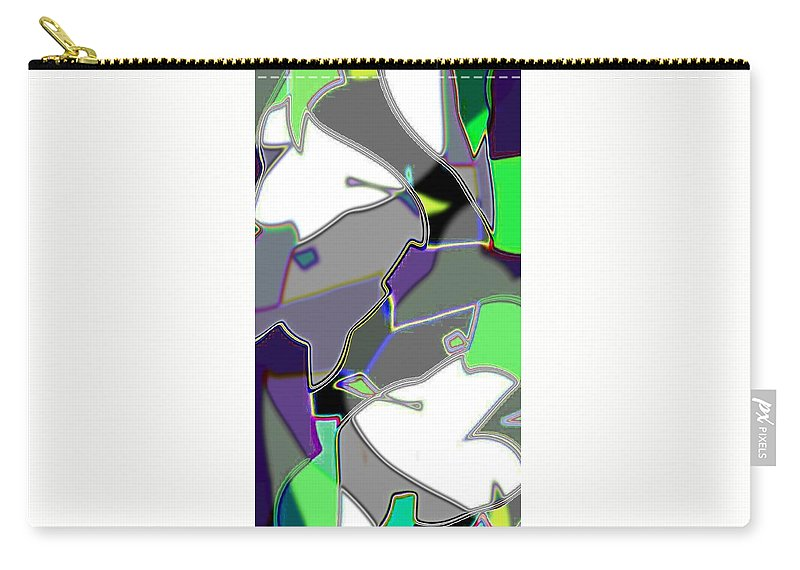 Jgyoungmd Carry-all Pouch featuring the digital art 621111 by Jgyoungmd Aka John G Young MD