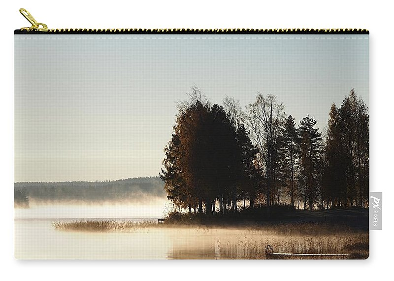 Non_city Carry-all Pouch featuring the photograph Nature by FL collection