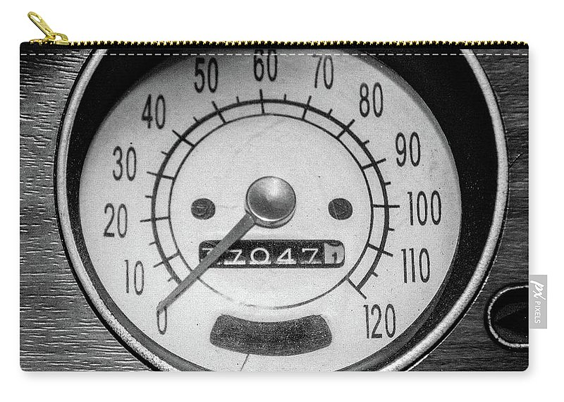 Gto Carry-all Pouch featuring the photograph Classic Cars by Mickie Bettez