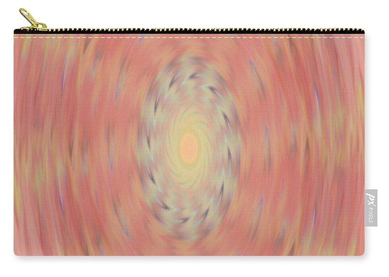 Art Carry-all Pouch featuring the digital art Art No.29 by Abdulaziz Butaiban