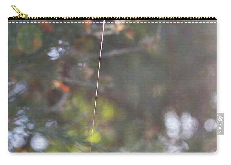 Nature Carry-all Pouch featuring the photograph Australian Bush by Mikael Fahlesson