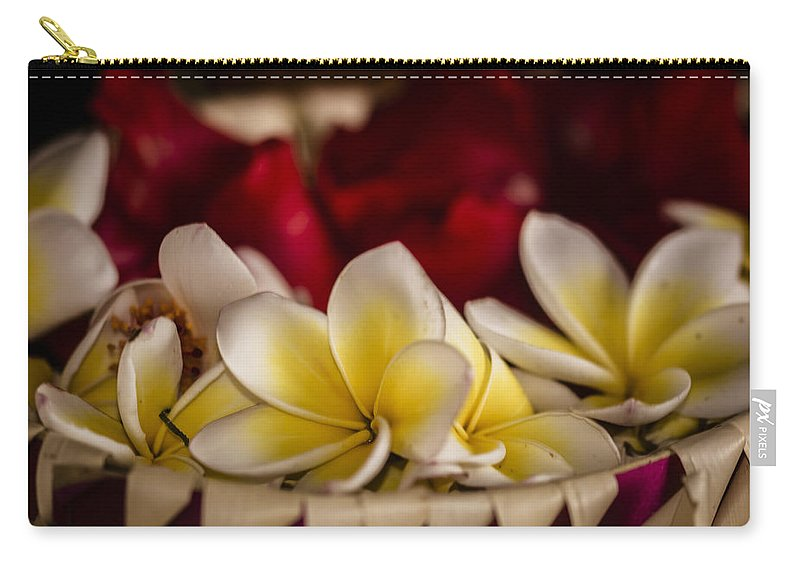 Architecture Carry-all Pouch featuring the photograph Bali Sculpture by Jijo George