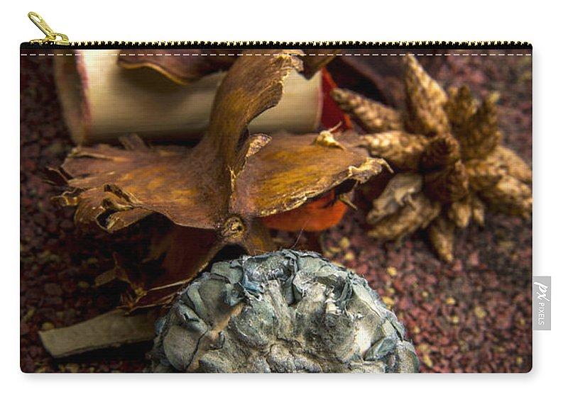 Abundance Carry-all Pouch featuring the photograph Potpourri by Bernard Jaubert