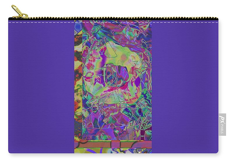 Jgyoungmd Carry-all Pouch featuring the digital art 71140 by Jgyoungmd Aka John G Young MD