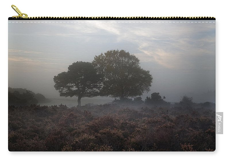 New Forest Carry-all Pouch featuring the photograph New Forest - England by Joana Kruse