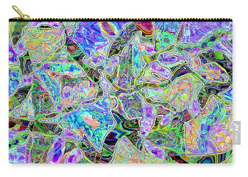 Jgyoungmd Carry-all Pouch featuring the digital art 81934 by Jgyoungmd Aka John G Young MD