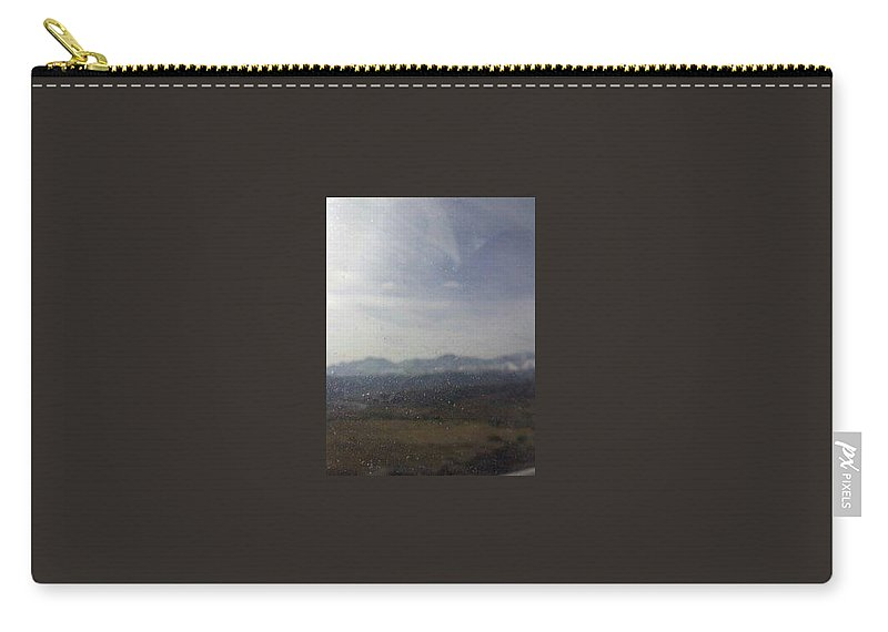Dirty Carry-all Pouch featuring the photograph A Beautiful Life by Ashlyn Yates