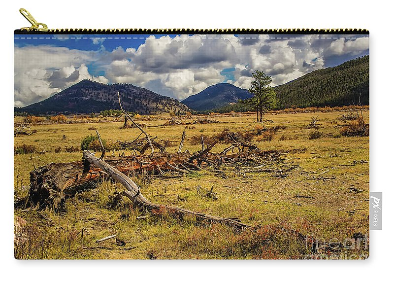 Jon Burch Carry-all Pouch featuring the photograph A Long Life by Jon Burch Photography