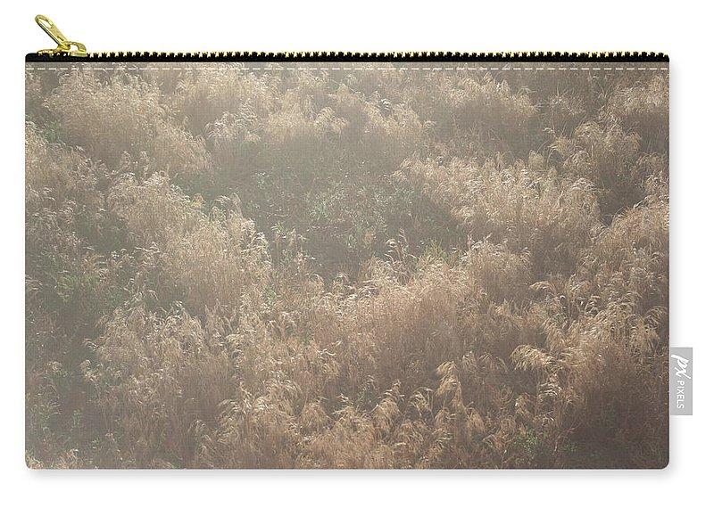 Plants Carry-all Pouch featuring the photograph A Rush by Ashlyn Yates