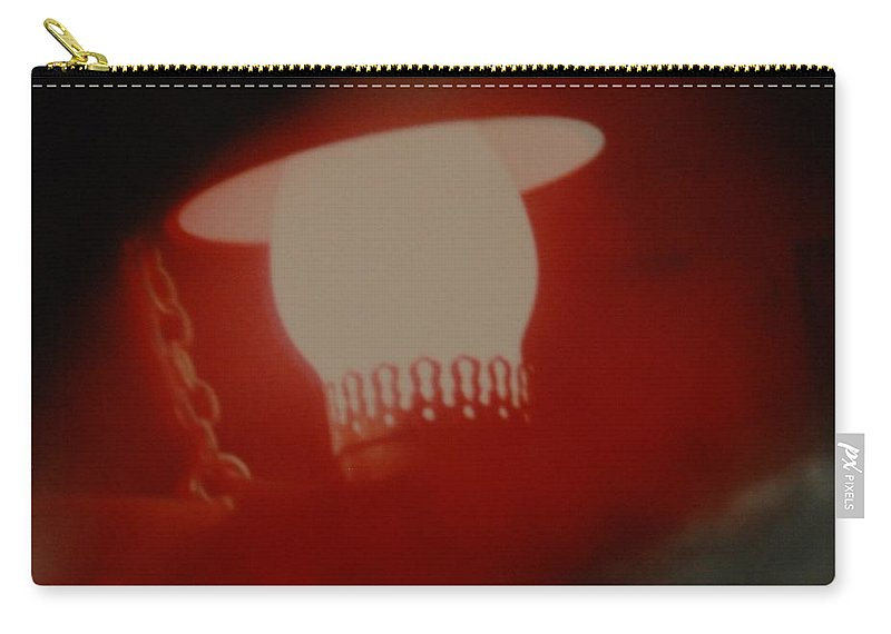 Lantern Carry-all Pouch featuring the photograph Abstarct Sea Lantern by Rob Hans