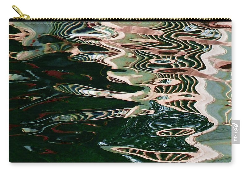 An Abstract Carry-all Pouch featuring the photograph Abstract 3 by Xueling Zou