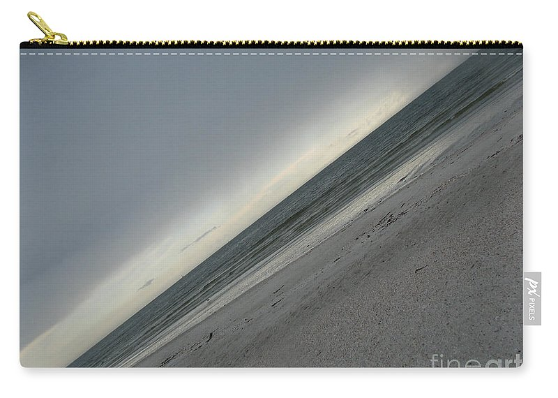 Ocean Carry-all Pouch featuring the photograph Abstract Sea by Amanda Barcon