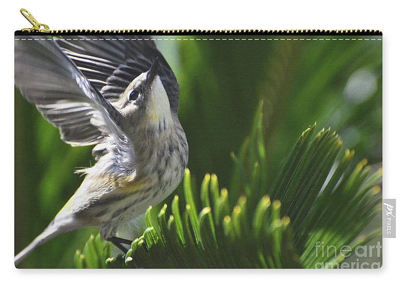 Meticulous Carry-all Pouch featuring the photograph Accomplishment by Debby Pueschel