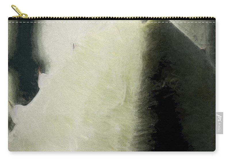 Agave Carry-all Pouch featuring the photograph Agave Impression Four by Carol Leigh