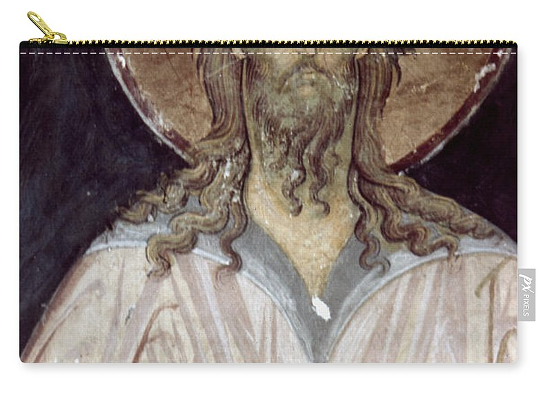 15th Century Carry-all Pouch featuring the photograph Alexis The Gods Man by Granger