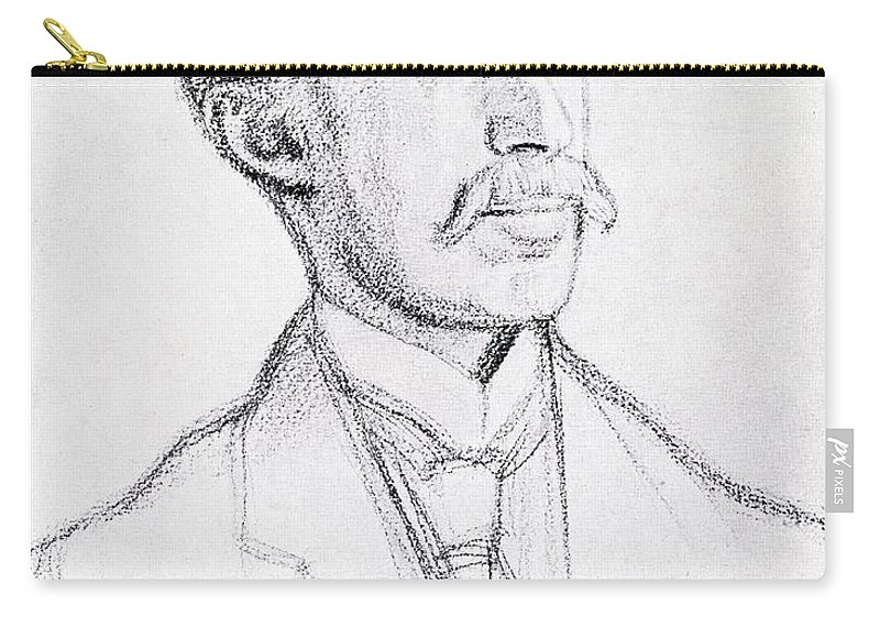 Alfred Edward Housman 1859 To 1936 Carry All Pouch For Sale By Vintage Design Pics