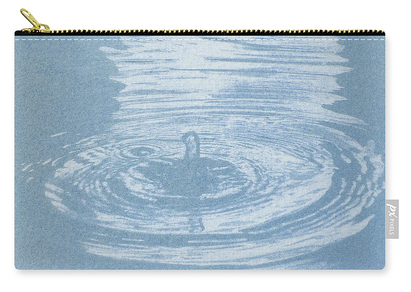 Water Carry-all Pouch featuring the photograph All One by Casper Cammeraat