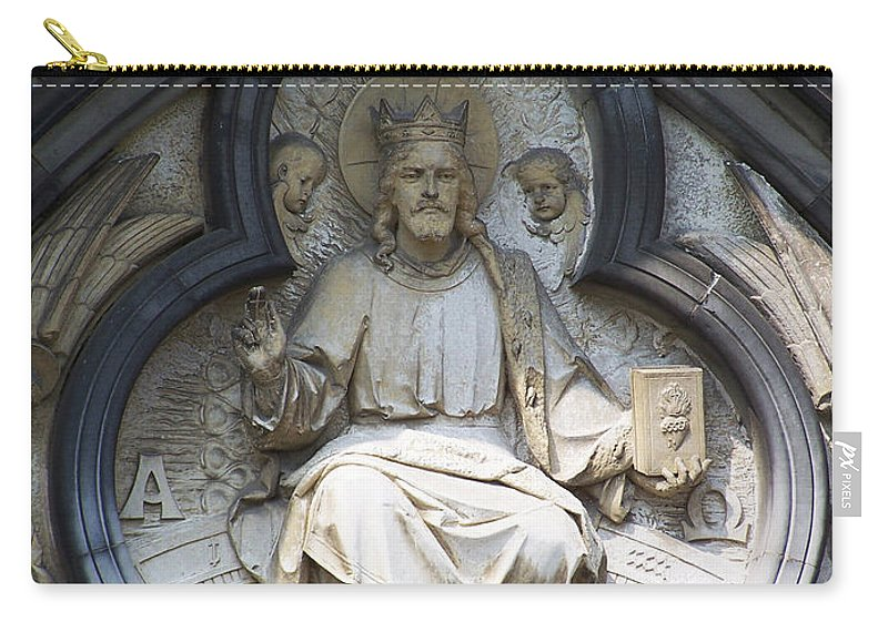 Ireland Carry-all Pouch featuring the photograph Alpha And Omega by Teresa Mucha