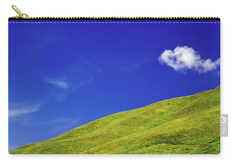 Alone Carry-all Pouch featuring the photograph Altai by Konstantin Dikovsky
