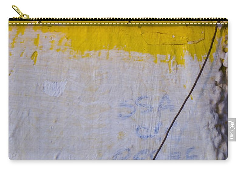 Abstract Carry-all Pouch featuring the photograph Amarillo by Skip Hunt